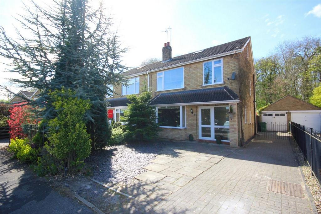 3 Bedrooms Semi Detached House for sale in Southfield Drive, North Ferriby, East Riding of Yorkshire