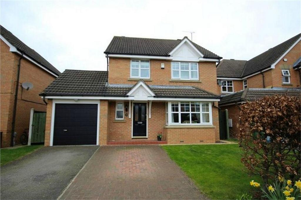 4 Bedrooms Detached House for sale in Medlar Drive, Welton, Brough, East Riding of Yorkshire