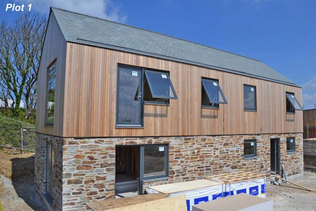 4 Bedrooms Detached House for sale in West Polberro, St Agnes, Nr. Truro, Cornwall, TR5