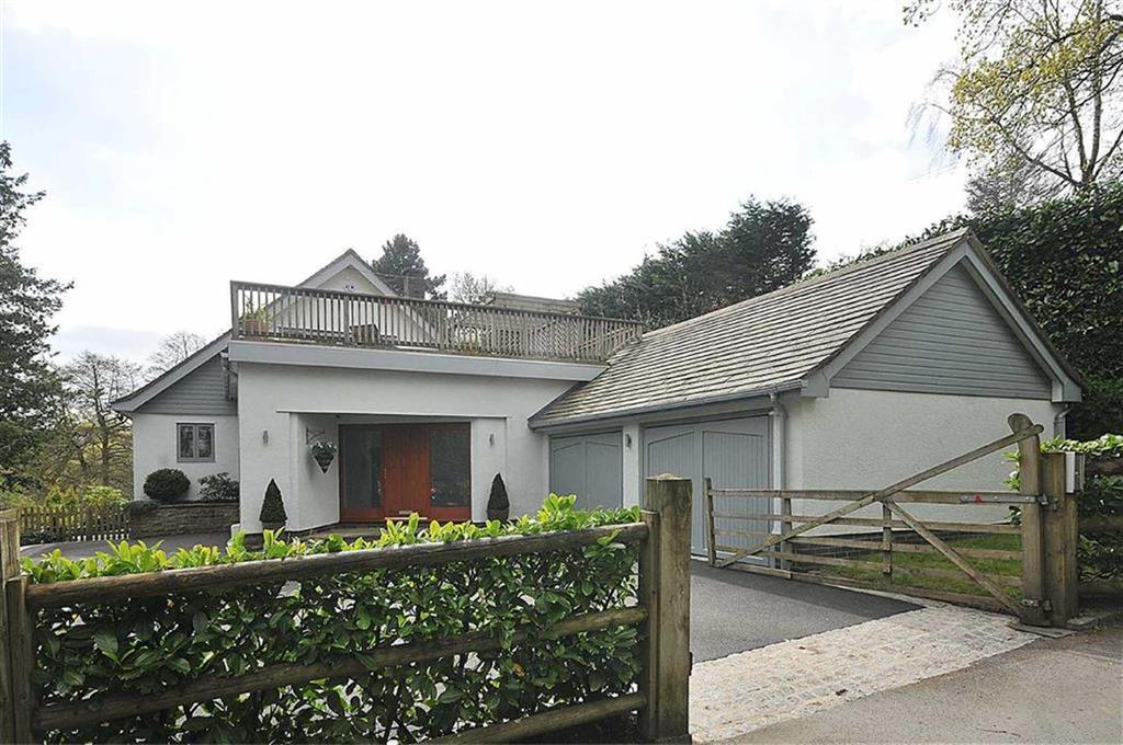 4 Bedrooms Detached House for sale in Greendale Lane, Mottram St Andrew