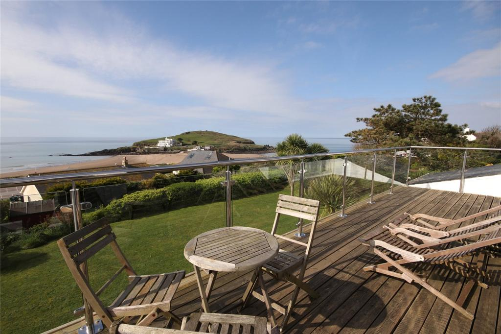4 Bedrooms Detached House for sale in Ringmore Drive, Bigbury on Sea, Kingsbridge, TQ7
