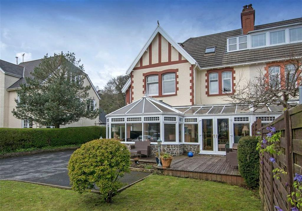 5 Bedrooms House for sale in Newton Road, Mumbles, Swansea