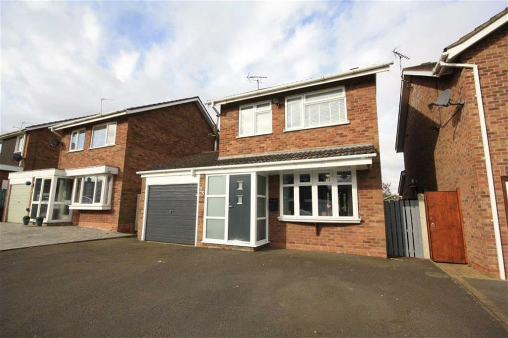 3 Bedrooms Detached House for sale in Trentham Road, Hartshill, Nuneaton