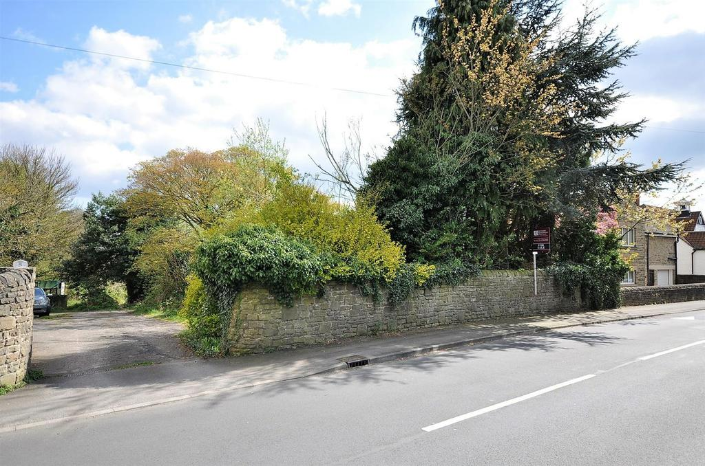 Land Commercial for sale in Building Land Between 5-11 Newboundmill Lane, Pleasley