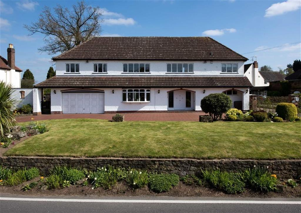 5 Bedrooms Detached House for sale in The White House, 20a, Keepers Lane, Tettenhall, Wolverhampton, West Midlands, WV6