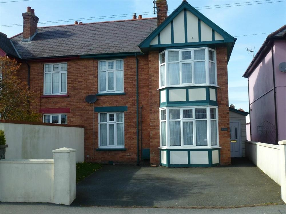 3 Bedrooms Semi Detached House for sale in Aberystwyth Road, Cardigan, Ceredigion