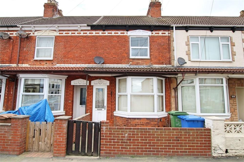 2 Bedrooms Terraced House for sale in Princes Avenue, Withernsea, East Riding of Yorkshire