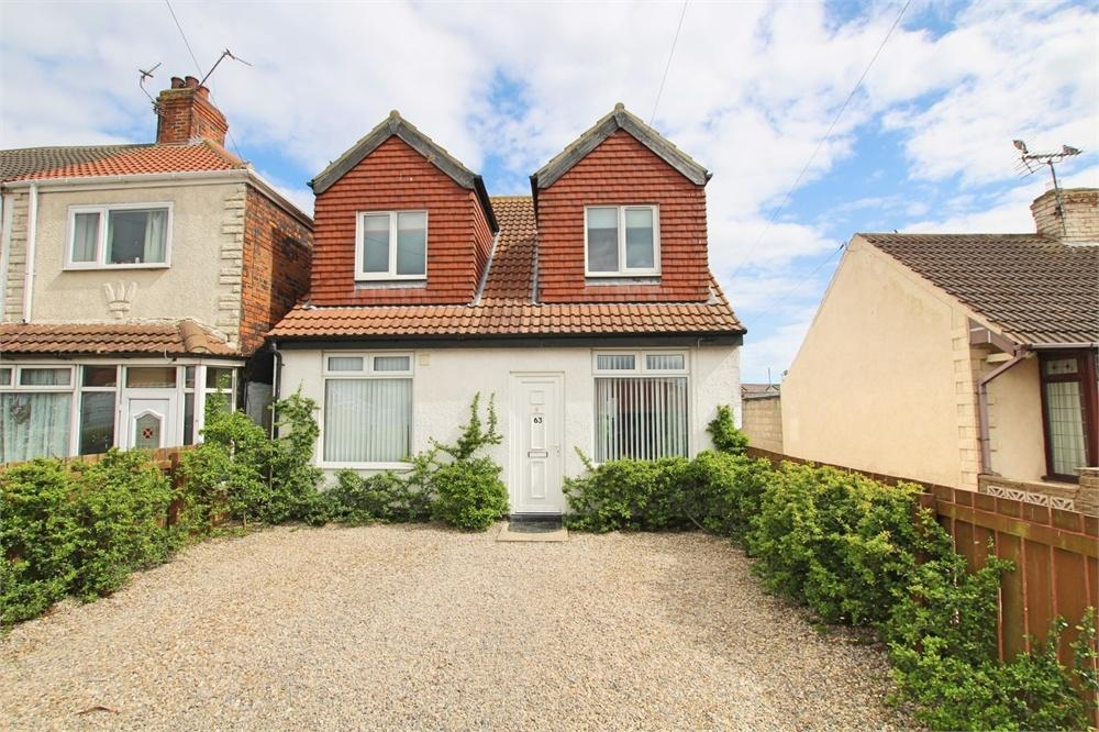 4 Bedrooms Detached Bungalow for sale in 63 Withernsea Road, Withernsea, East Riding of Yorkshire