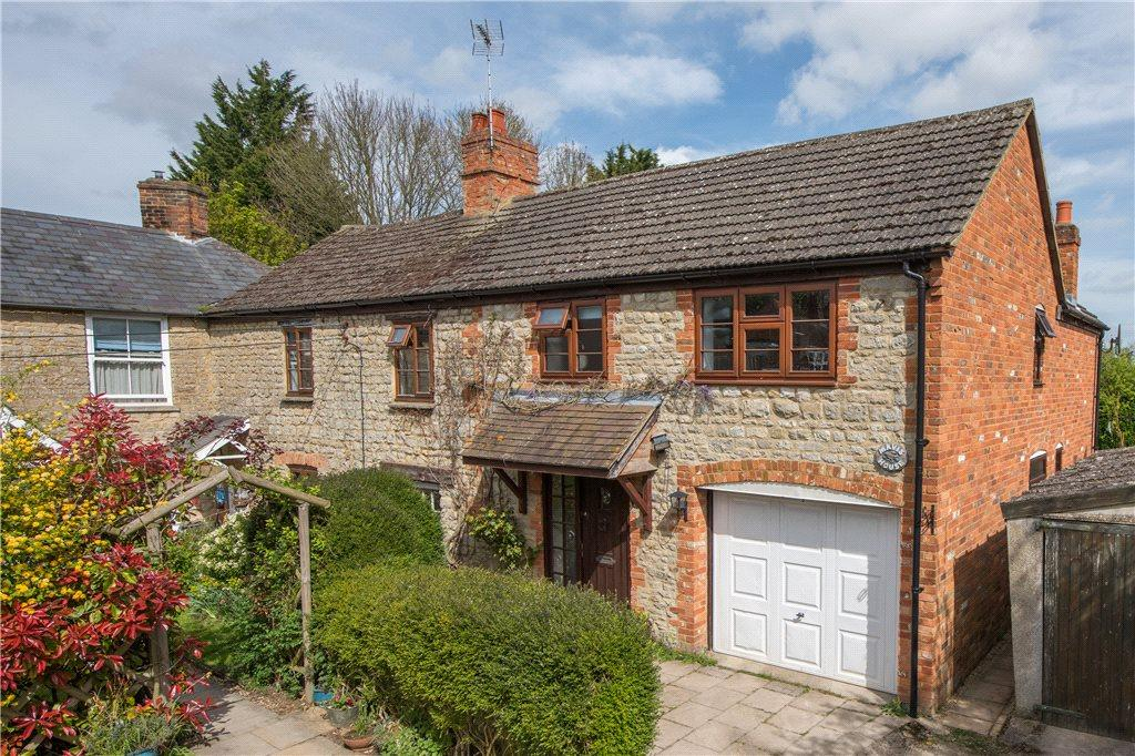 4 Bedrooms Semi Detached House for sale in Rectory Lane, Fringford, Oxfordshire