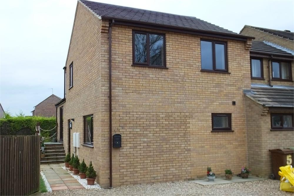3 Bedrooms End Of Terrace House for sale in The Graylings, Boston, Lincolnshire