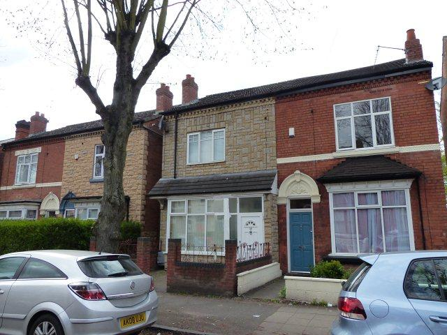 3 Bedrooms Semi Detached House for sale in Johnson Road,Erdington,Birmingham