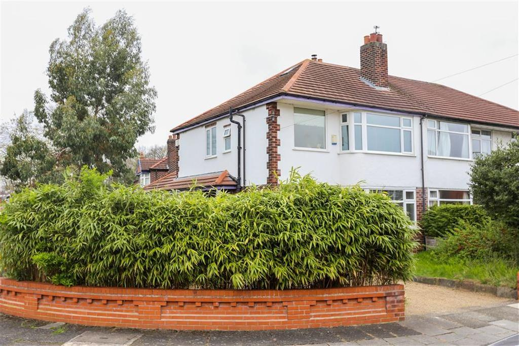 3 Bedrooms Semi Detached House for sale in Fylde Road, Heaton Mersey