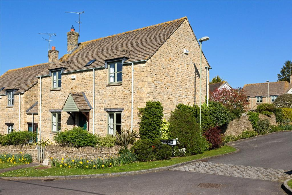 4 Bedrooms Detached House for sale in Beech Grove, Fulbrook, Burford, OX18