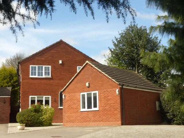 4 Bedrooms Detached House for sale in Greysbrook,Birmingham Road,Shenstone