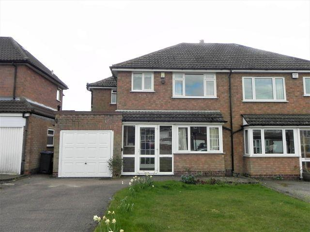 3 Bedrooms Semi Detached House for sale in West View Road,Sutton Coldfield,