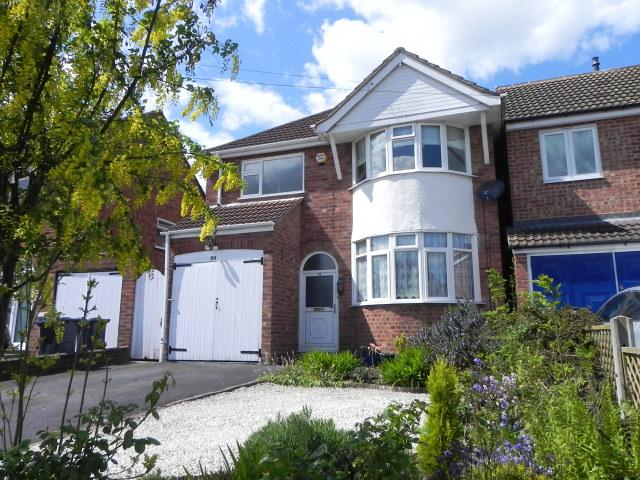 3 Bedrooms Detached House for sale in Springfield Crescent,Walmley,Sutton Coldfield