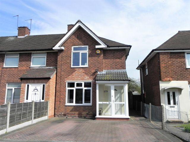 2 Bedrooms End Of Terrace House for sale in Humberstone Road,Pype Hayes,Birmingham