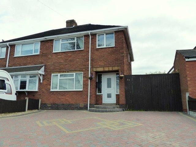 3 Bedrooms Semi Detached House for sale in Barnetts Lane,Brownhills,Walsall