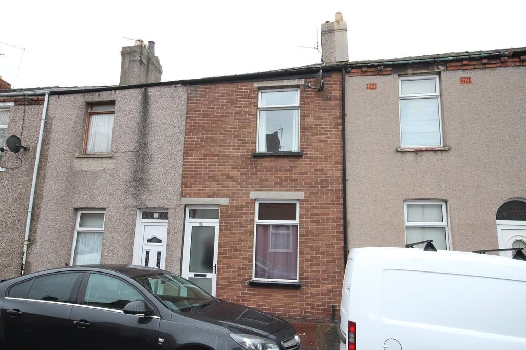 2 Bedrooms Terraced House for sale in 20 Worcester Street, Barrow