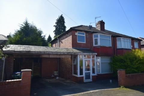 3 bedroom semi-detached house to rent - St. Anns Road Prestwich Manchester, M25 9QL