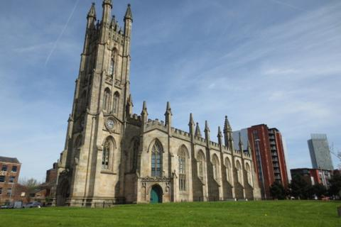 2 bedroom apartment to rent - St Georges Church, Castlefield