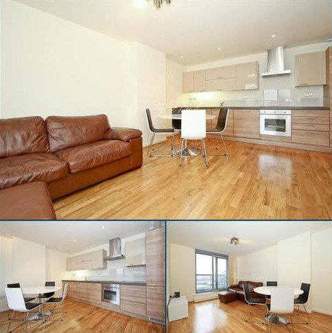2 bedroom flat to rent - Cavatina Point, SE8