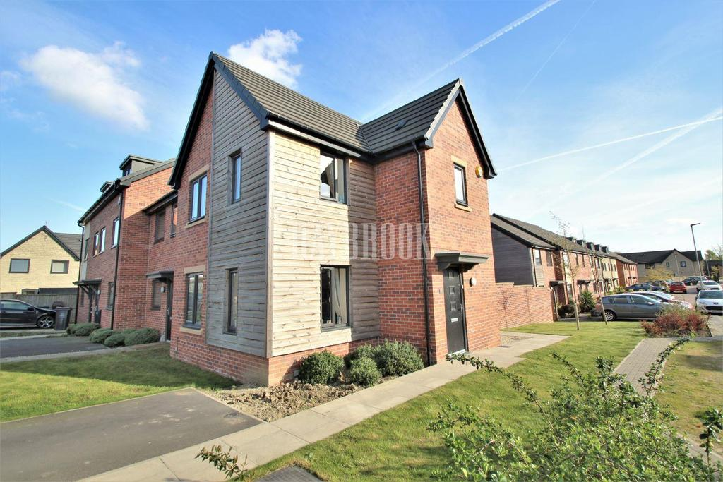 3 Bedrooms End Of Terrace House for sale in Blossom Way, Thurnscoe
