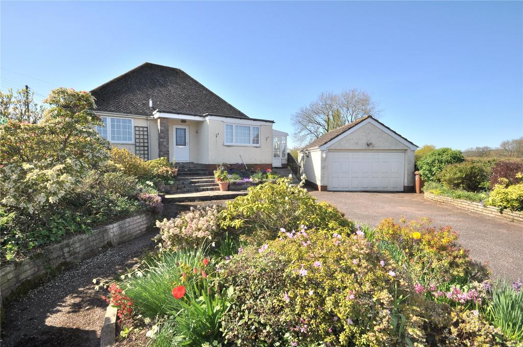 2 Bedrooms Bungalow for sale in Crown Hill, Halberton, Tiverton, Devon, EX16