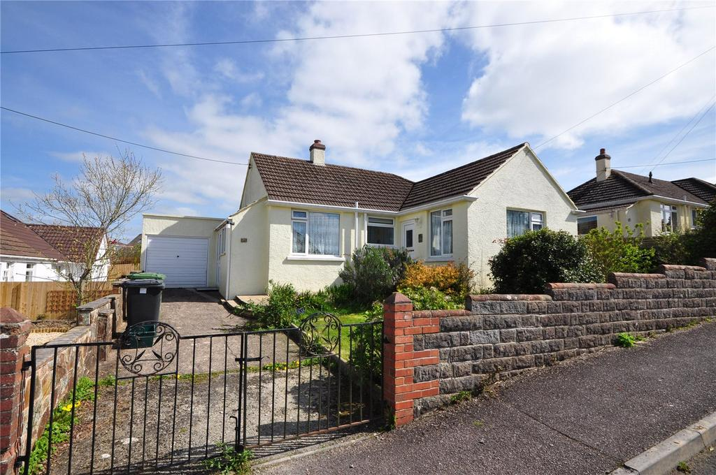 3 Bedrooms Bungalow for sale in Exeter Gate, South Molton, Devon, EX36