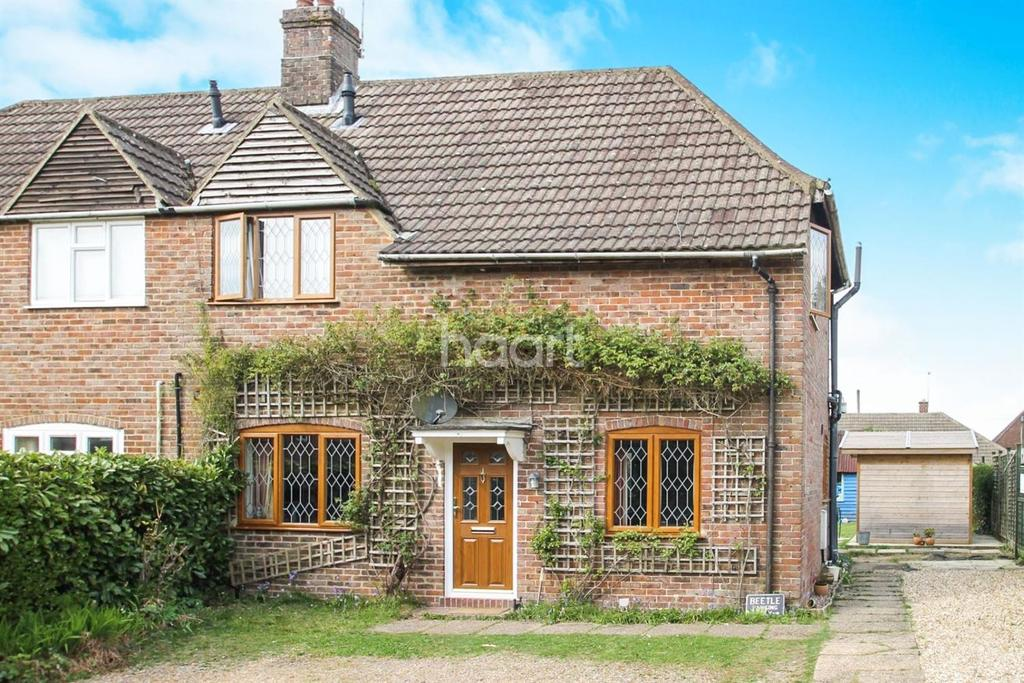 3 Bedrooms Semi Detached House for sale in Beech Hanger Road, Grayshott, Surrey