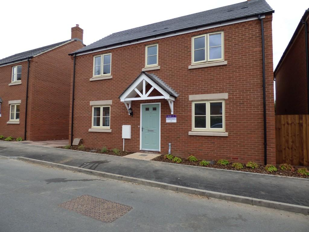 4 Bedrooms Detached House for sale in Plot 2 Poets Place, Stratford Upon Avon