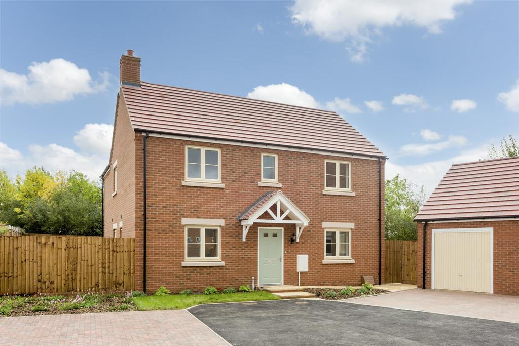 4 Bedrooms Detached House for sale in Plot 12 Poets Place, Stratford Upon Avon