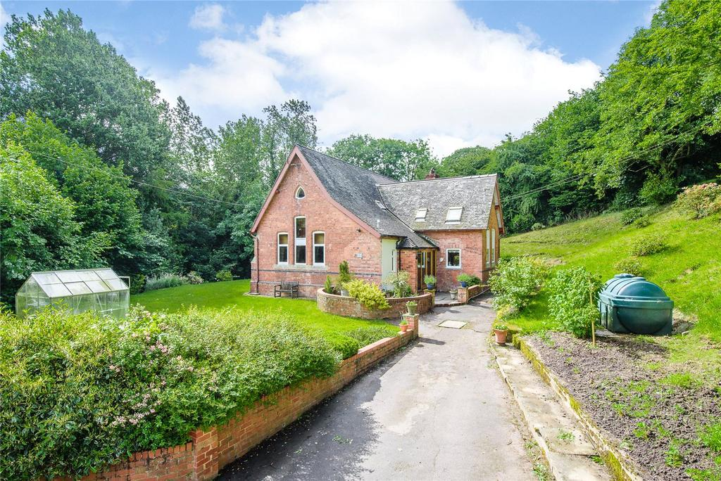 5 Bedrooms Detached House for sale in Eastham, Tenbury Wells, Worcestershire