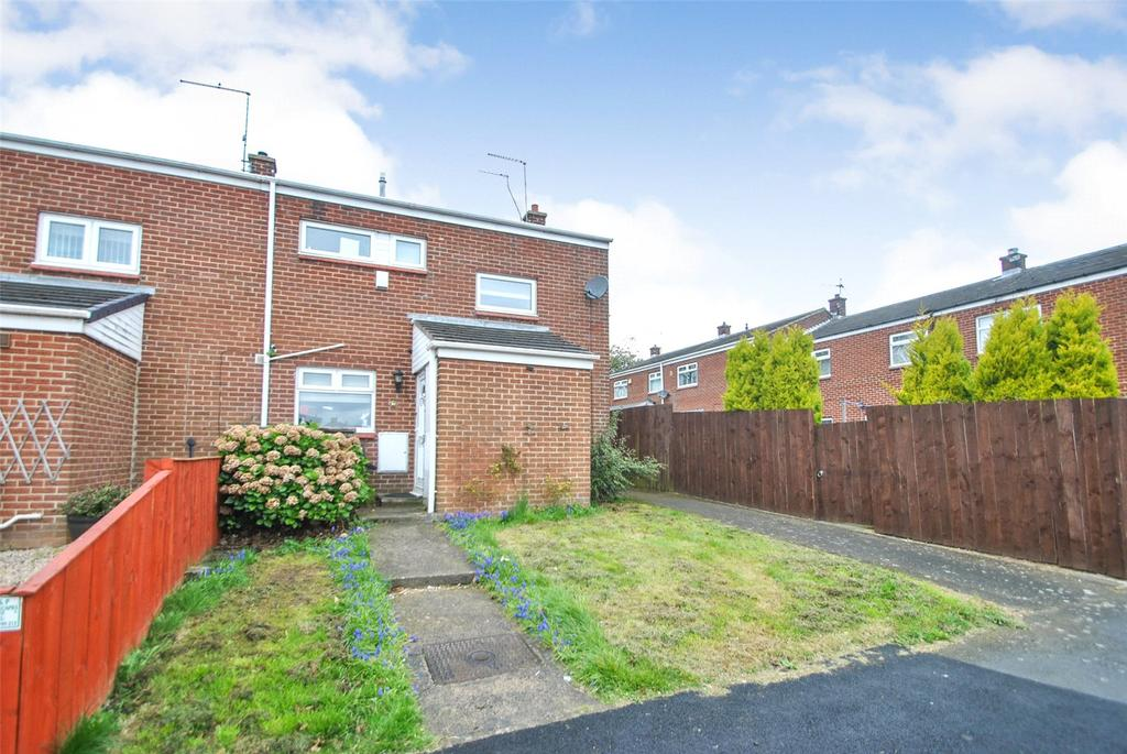 2 Bedrooms Semi Detached House for sale in Byron Lodge Estate, Seaham, Co. Durham, SR7