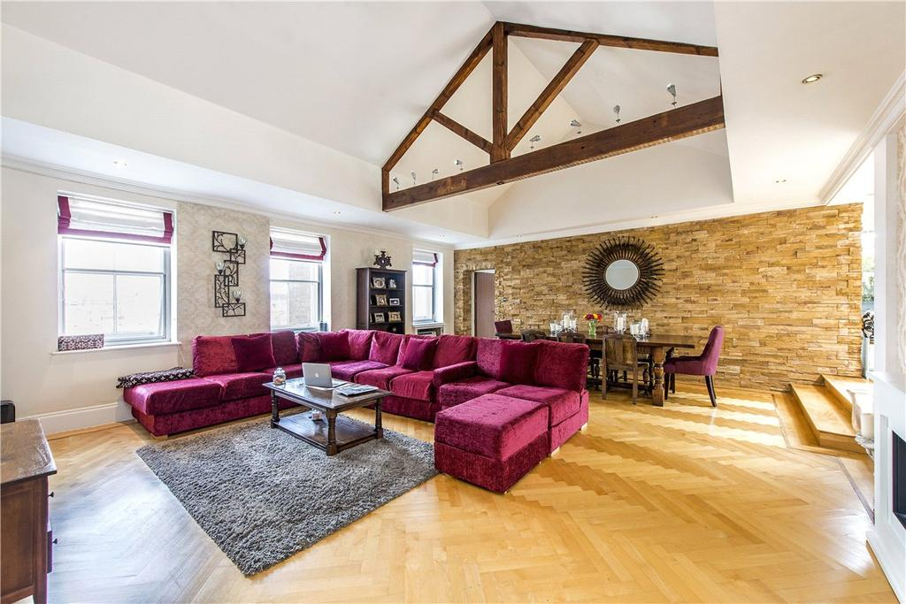 3 Bedrooms Apartment Flat for sale in Carlos Place, London, W1K