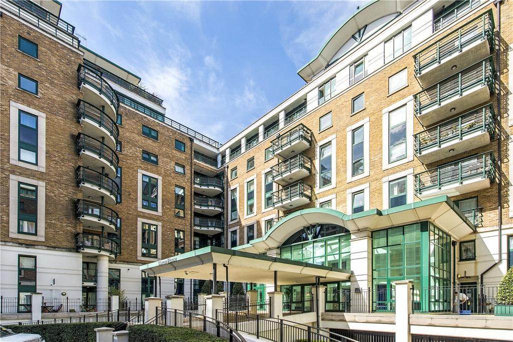 2 Bedrooms Apartment Flat for sale in Beckford Close, Warwick Road, Kensington, London, W14