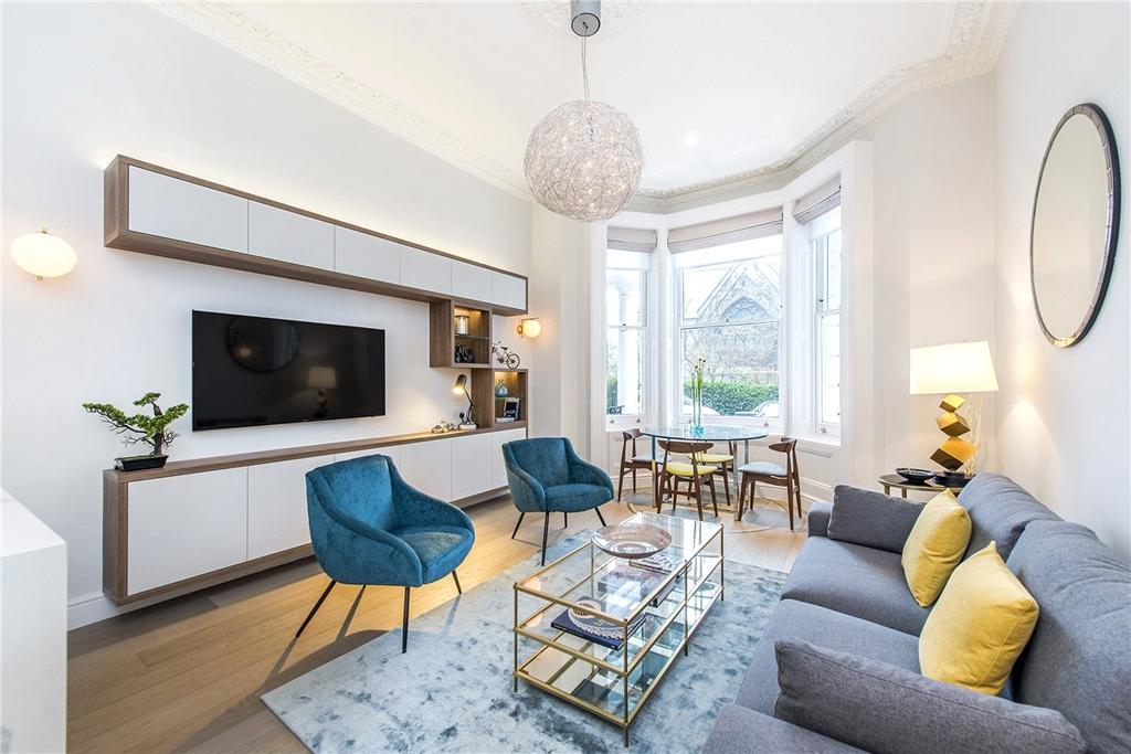 2 Bedrooms Apartment Flat for sale in Courtfield Gardens, London, SW5