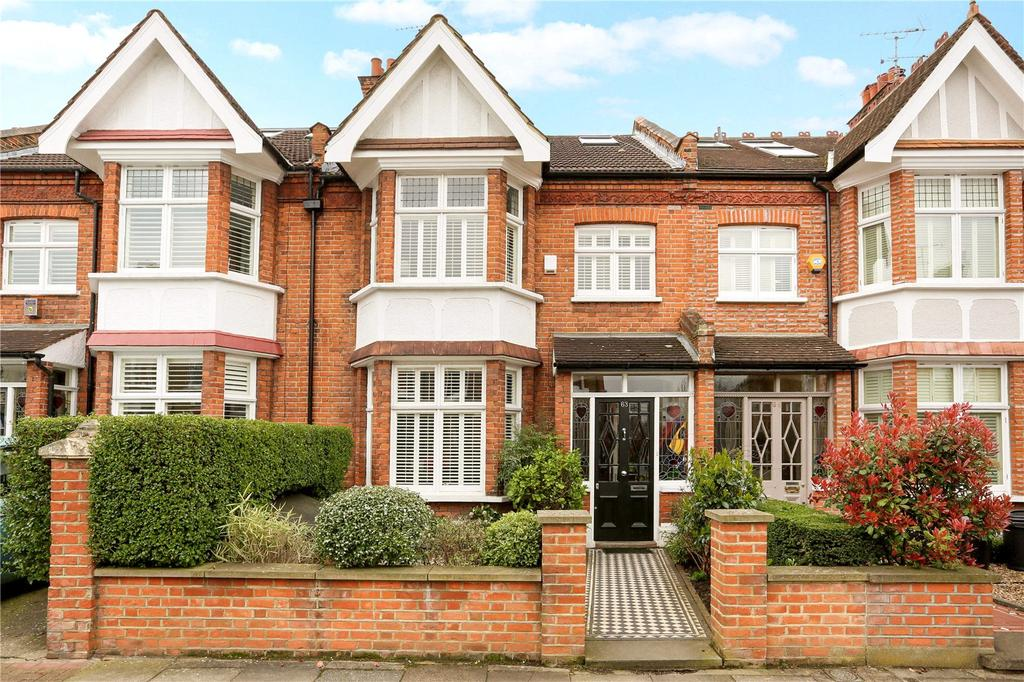 5 Bedrooms Terraced House for sale in Hotham Road, Putney, London, SW15