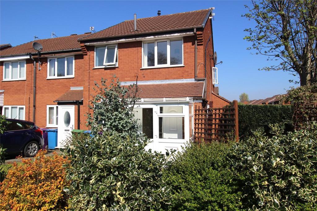 1 Bedroom End Of Terrace House for sale in Grange Avenue, West Derby, Liverpool, Merseyside, L12