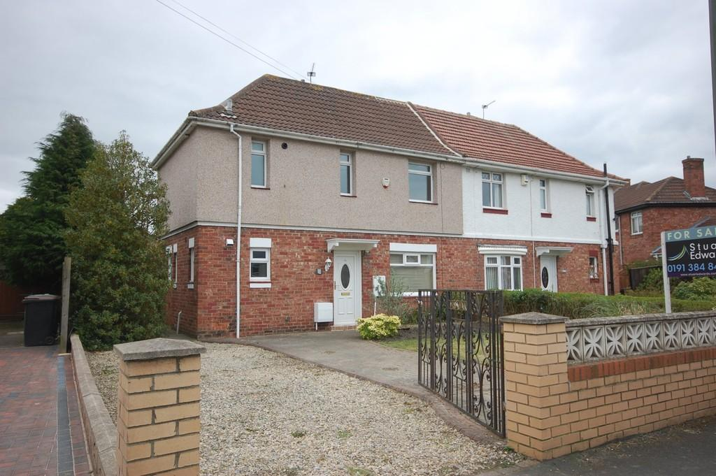3 Bedrooms Semi Detached House for sale in Musgrave Gardens, Gilesgate