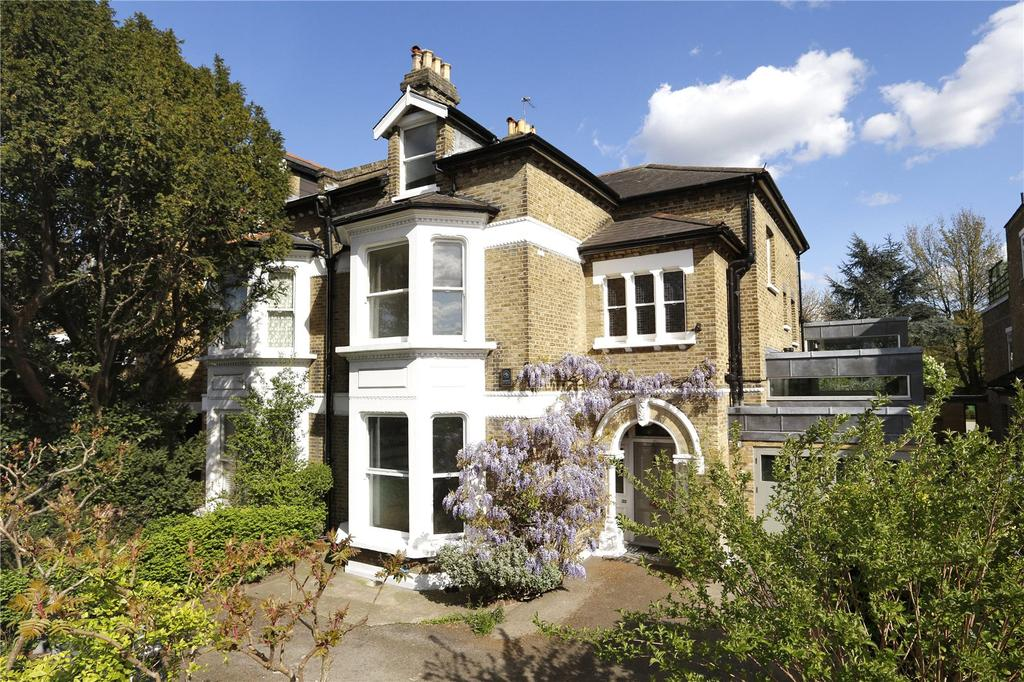 6 Bedrooms Detached House for sale in Earlsfield Road, London, SW18