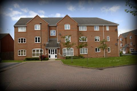 2 bedroom apartment to rent - Firedrake Croft Stoke