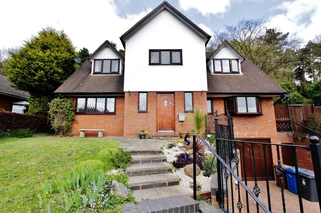4 Bedrooms Detached House for sale in Lichfield Road, Hopwas