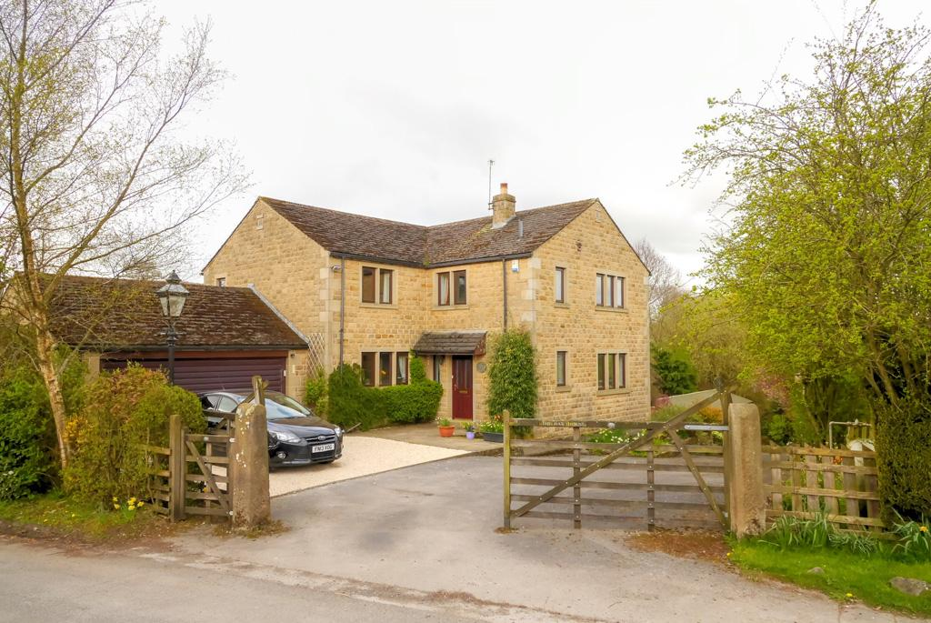 4 Bedrooms Detached House for sale in The Hawthorns, Church Street, Gargrave, Skipton
