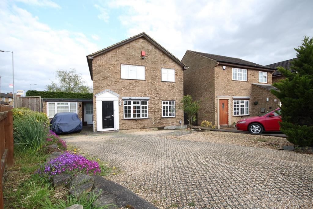 3 Bedrooms Detached House for sale in Hardwick Close, Shefford, SG17