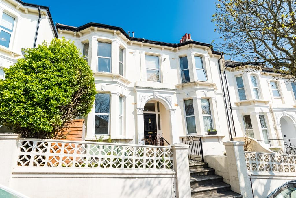 1 Bedroom Flat for sale in Evelyn Terrace, Brighton, BN2