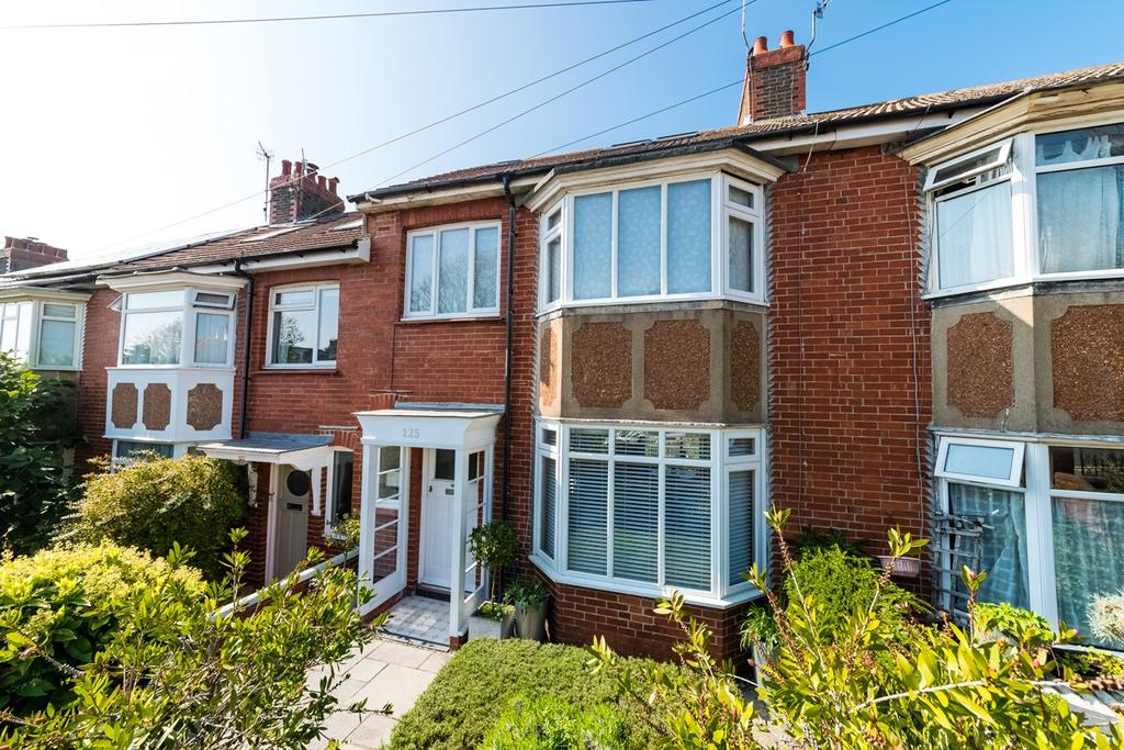 4 Bedrooms Terraced House for sale in Freshfield Road, Brighton, BN2