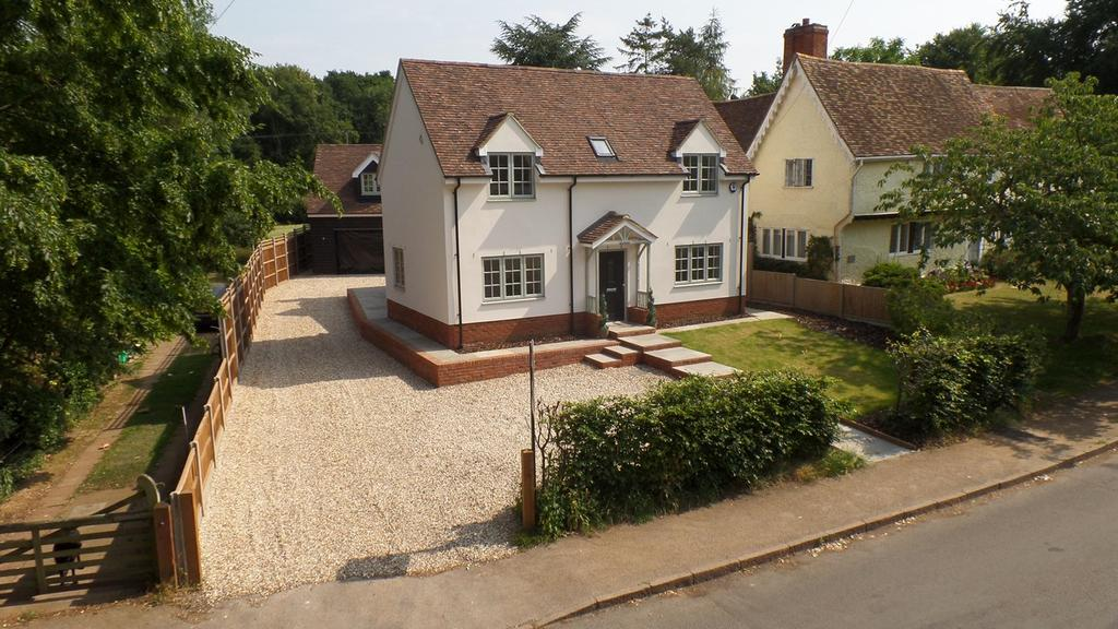 4 Bedrooms Detached House for sale in High Street, SUTTON, SG19