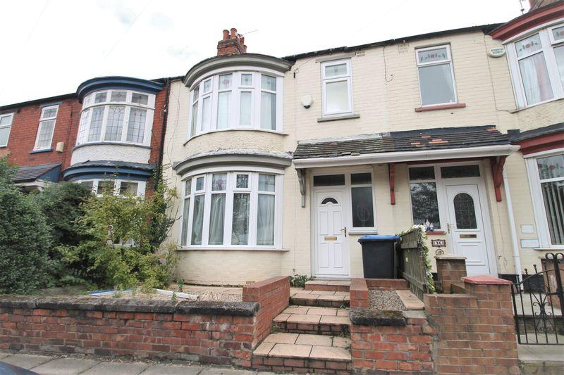 3 Bedrooms Terraced House for sale in Roman Road, Linthorpe, Middlesbrough, TS5 6EG
