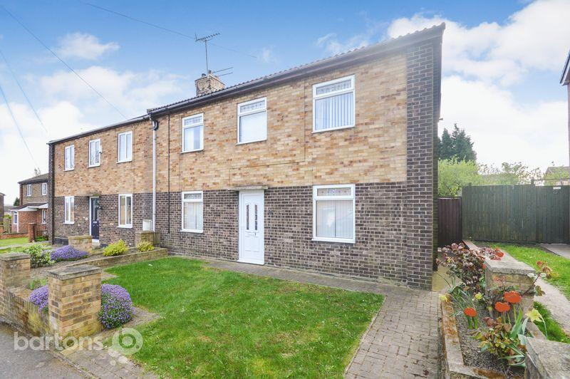 3 Bedrooms Semi Detached House for sale in West Avenue, Rawmarsh, Rotherham